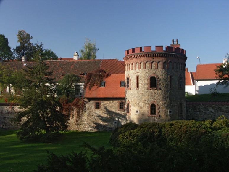 Třeboň - Valy